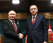 Putinden Erdoğan açıklaması