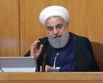 İran'dan ABD'ye zeytin dalı