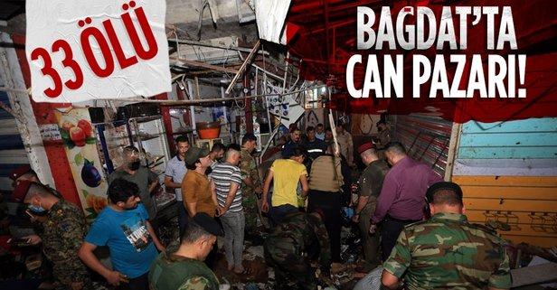 Bağdat'ta can pazarı!