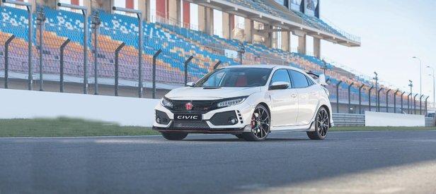 Yeni Honda Civic Type R geldi
