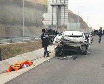 Osman Gazi Köprüsü'nde zincirleme kaza