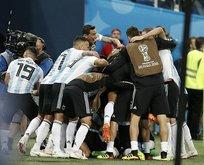Arjantin Dünya Kupasına geri döndü!