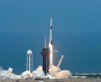 İlk insanlı uzay mekiği denemesi gerçekleşti!