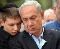 Netanyahunun oğlunun skandal ses kaydı çıktı