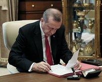 Başkan imzaladı! Atama kararları Resmi Gazete'de