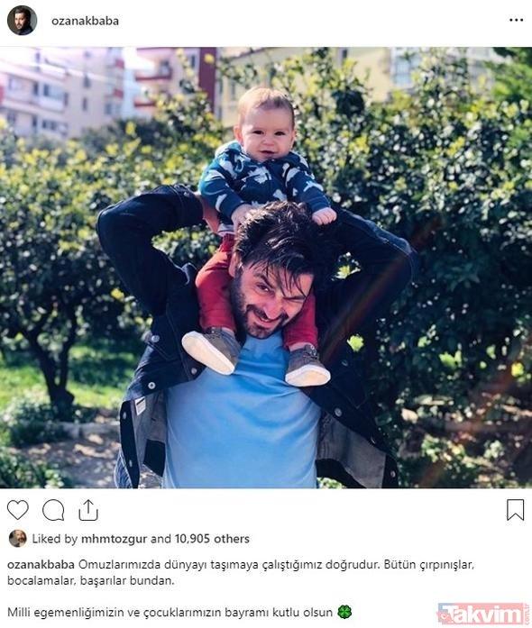 İbrahim Tatlıses'in 23 Nisan paylaşımı Instagram'ı salladı (Ünlülerin 23 Nisan paylaşımı)