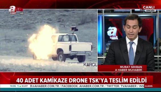 TSK'nın gücüne güç katacak! Teslimat gerçekleşti