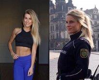Sosyal medyayı sallayan polis