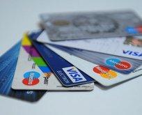 Koronavirüs sürecinde ilk kez oldu! 5 milyon kredi kartı...