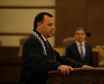 AYM Başkanı Arslan'a kovid şoku