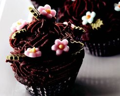 Çikolatalı Mini Cupcake Tarifi