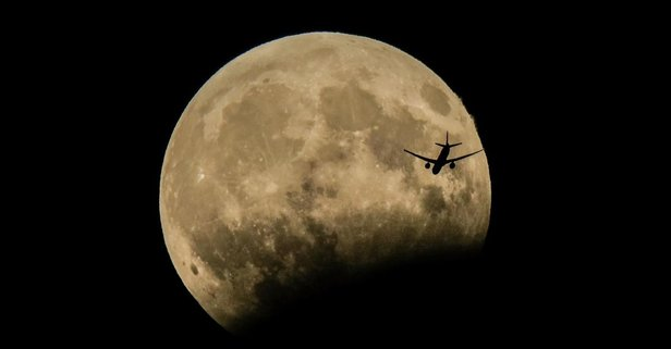Ay tutulması saat kaçta başlayacak? 5 Haziran ay tutulması Türkiye'den izlenebilecek mi?