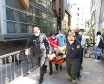 İstanbul'da korku dolu anlar! Alevler sardı