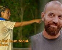 Survivor'da Evrim Keklik'in 'hem kel hem fodul' dediği Sercan Yıldırım operasyon çekti!