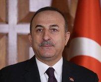 Dışişleri Bakanı Çavuşoğlu, Hitti ile görüştü