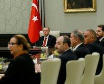 Yılın ilk Cumhurbaşkanlığı Kabinesi toplandı