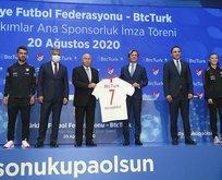BtcTurk ile sponsorluk anlaşması