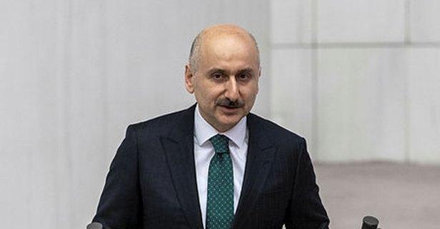 Yeni Ulaştırma Bakanı TBMM'de yemin etti