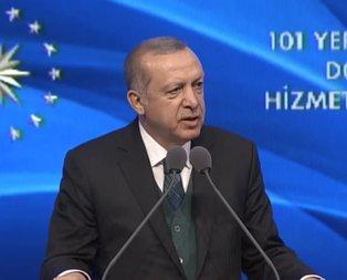 Erdoğan: Temelini Putinle atacağız