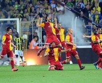 İşte en unutulmaz Galatasaray-Fenerbahçe derbileri