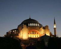 Ayasofya Camii'nde Berat Gecesi heyecanı