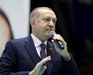 Erdoğan: Tuzak kuranlar kendi tuzaklarına düşecekler!