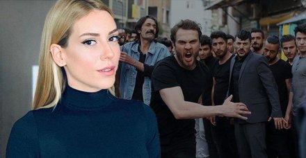 Kenan İmirzalıoğlu'nun eşi Sinem Kobal'ın sosyal medyaya düşen görüntüsü olay oldu! İşte Çukur'un yeni oyuncusunun o hali...
