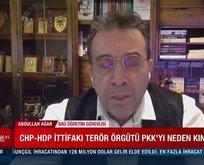 Ağar'dan CHP tahlili: Ulusal güvenlik problemidir!