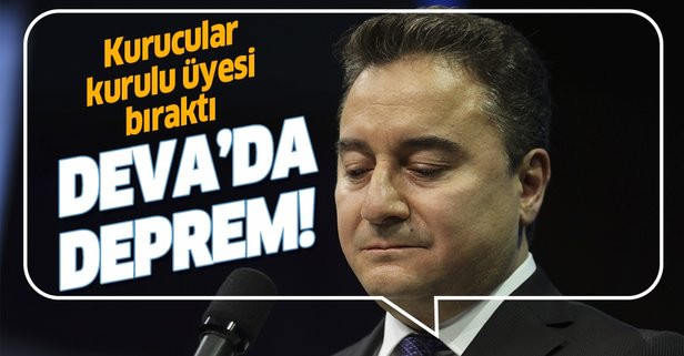 Babacan'a şok!