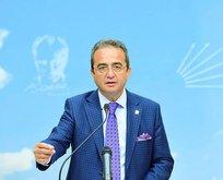 """CHP'li Tezcan: """"Demirtaş haksız yere içerde"""""""