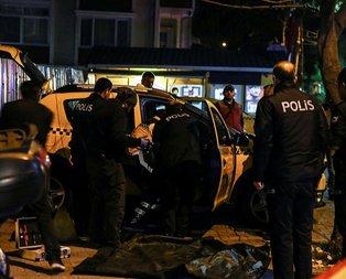 İstanbul'da acı olay! Bindiği takside...