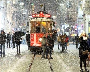 Kasım ayında İstanbul'a kar yağacak mı? Meteoroloji açıkladı