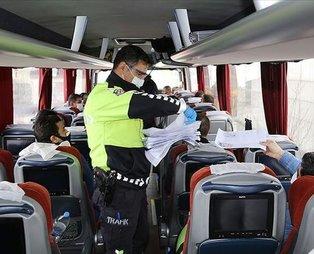 6-7 Haziran sokağa çıkma yasağı taksiler otobüsler çalışacak mı? Sokağa çıkma yasağında seyahat izni geçerli mi?