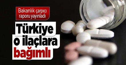 Sağlık Bakanlığı'ndan şok rapor! Türkiye ağrı kesici bağımlısı