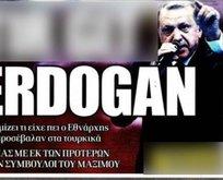 Başkan Erdoğan'dan suç duyurusu