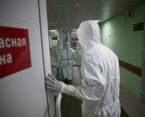 Rusya'da Kovid-19 vaka sayısı 362 bini aştı