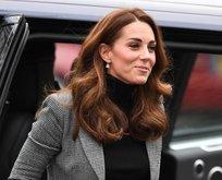 Kate Middletonın bu yaptığına inanamayacaksınız!