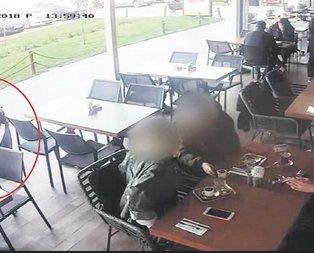 Sevimli hırsız!