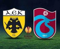 AEK-Trabzonspor maçı hangi kanalda?