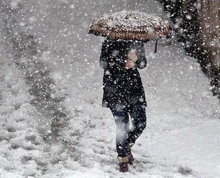Meteoroloji Genel Müdürlüğü uyardı: O bölgelerde kar yağışı etkili olacak   Hava durumu
