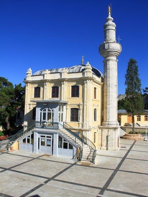 İstanbulun manevi yapıtları