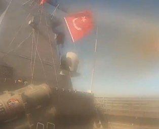 Gücümüze güç katacak! Roketsan'ın geliştirdiği uzun menzilli gemisavar füzesi Atmaca Sinop'ta test edildi