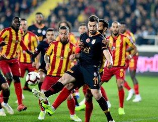 Yeni Malatyaspor: 2 - Galatasaray: 0 | MAÇ SONUCU