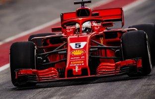 Formula 1'de flaş ayrılık