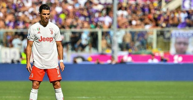 'Cry'istiano Ronaldo!