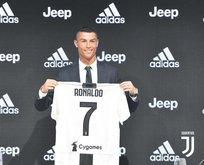 Ronaldo çılgınlığı