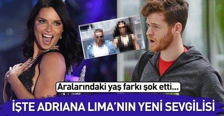 Adriana Lima ile yeni sevgilisi Julian Edelman arasındaki yaş farkı herkesi şok etti!