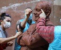CHP'li belediyelerin heykel yarışı devam ediyor