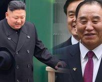 Kim Jong-un Rusya'ya ayak bastığı anda...