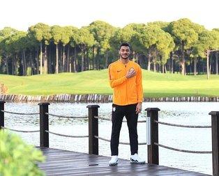 Galatasaray'dan Ozan Kabak'a teşekkür mesajı